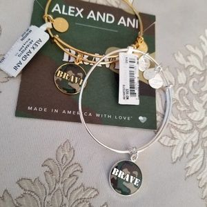 Brave Alex and ani